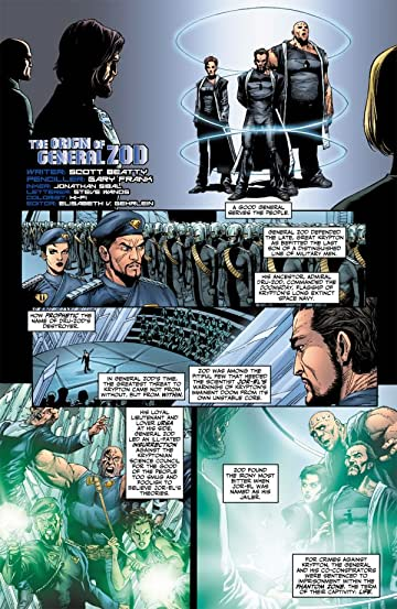 The Origin of General Zod #1