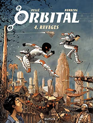 Orbital Vol. 4: Ravages