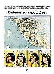 Papyrus Vol. 16: LE SEIGNEUR DES CROCODILES