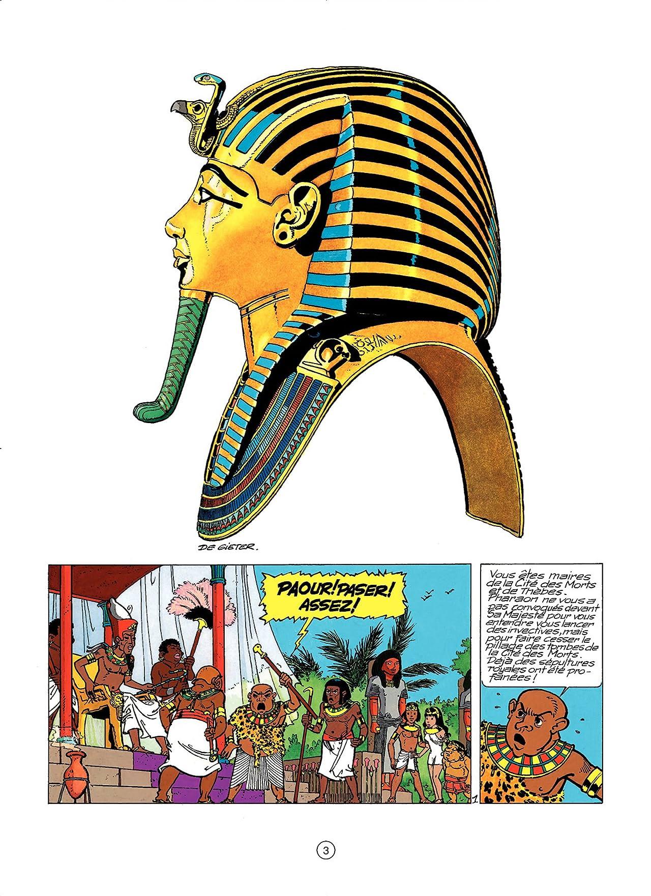 Papyrus Vol. 17: TOUTANKHAMON