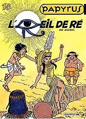 Papyrus Vol. 18: L'OEIL DE RE