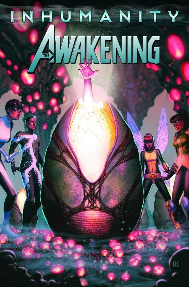 Inhumanity: Awakening #1 (of 2)