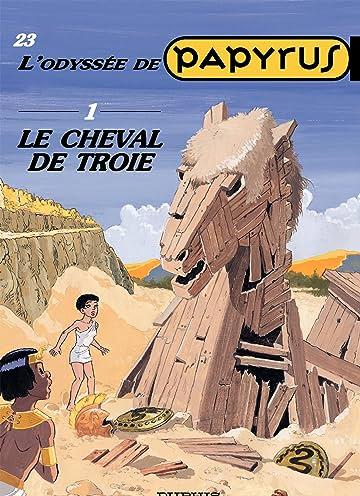 Papyrus Vol. 23: LE CHEVAL DE TROIE(ODYSSEE 1)