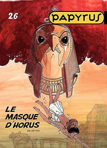 Papyrus Vol. 26: Le masque d'Horus