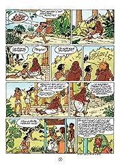 Papyrus Vol. 29: L'Ile de la Reine Morte