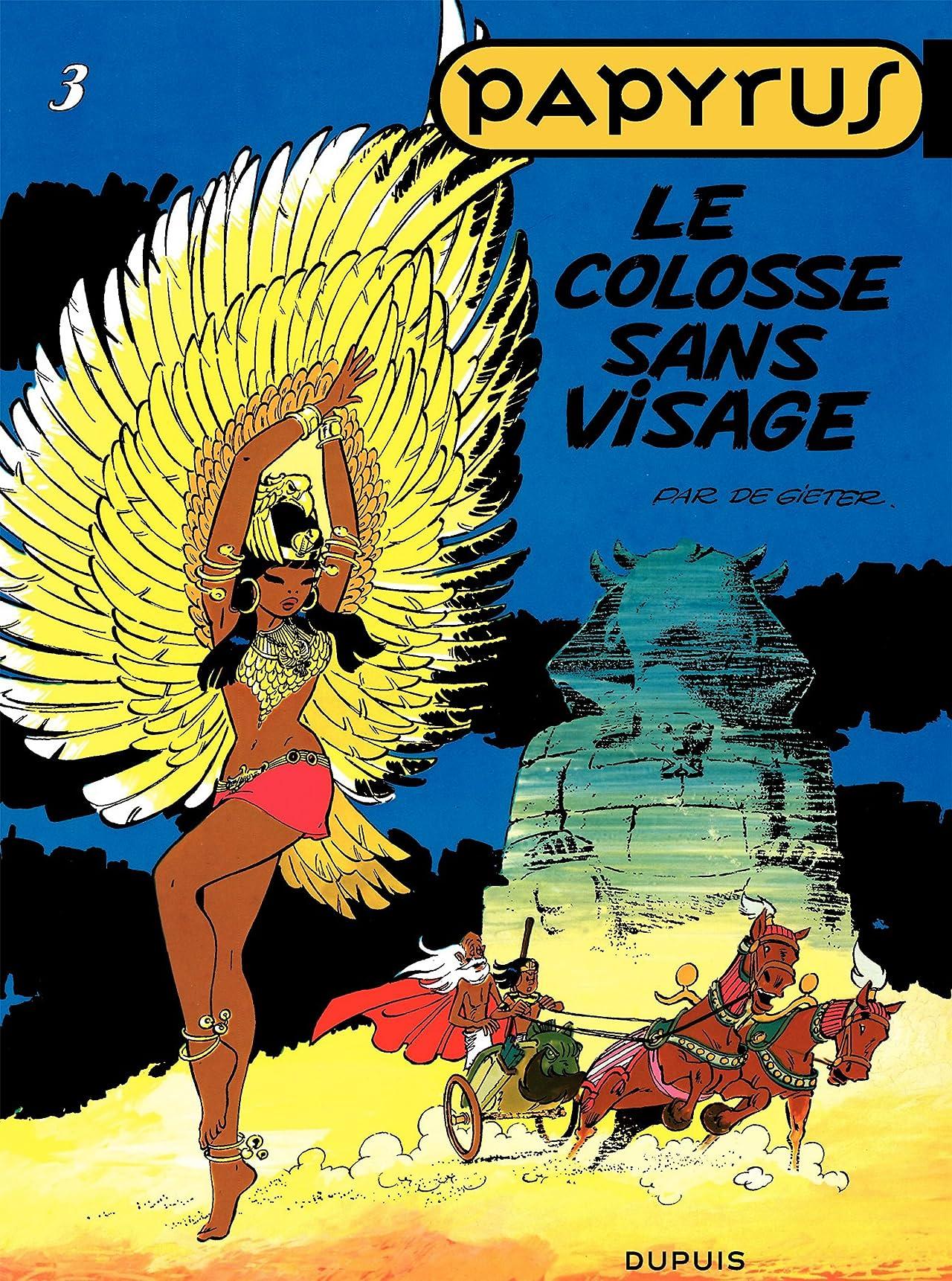 Papyrus Vol. 3: LE COLOSSE SANS VISAGE