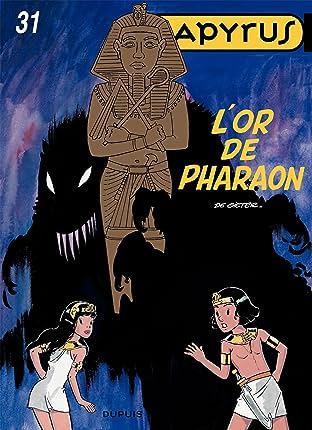 Papyrus Vol. 31: L'or de Pharaon