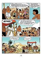 Papyrus Vol. 32: le taureau de Montou