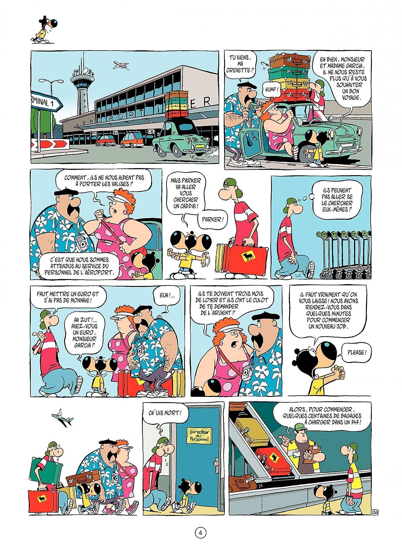 Parker & Badger Vol. 6: Jobtrotters aux USA