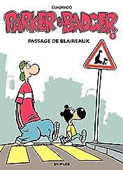 Parker et Badger Vol. 3: Passage de blaireaux