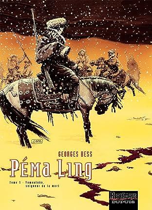 Péma Ling Tome 3: Yamantaka, seigneur de la mort
