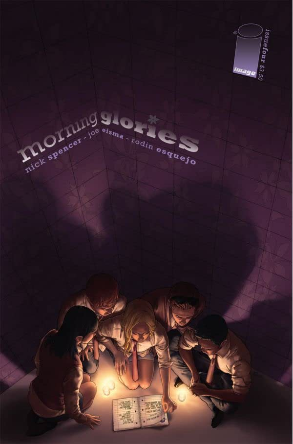 Morning Glories #4