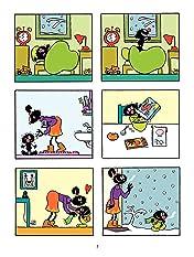 Petit Poilu Vol. 6: Le cadeau poilu (T6)