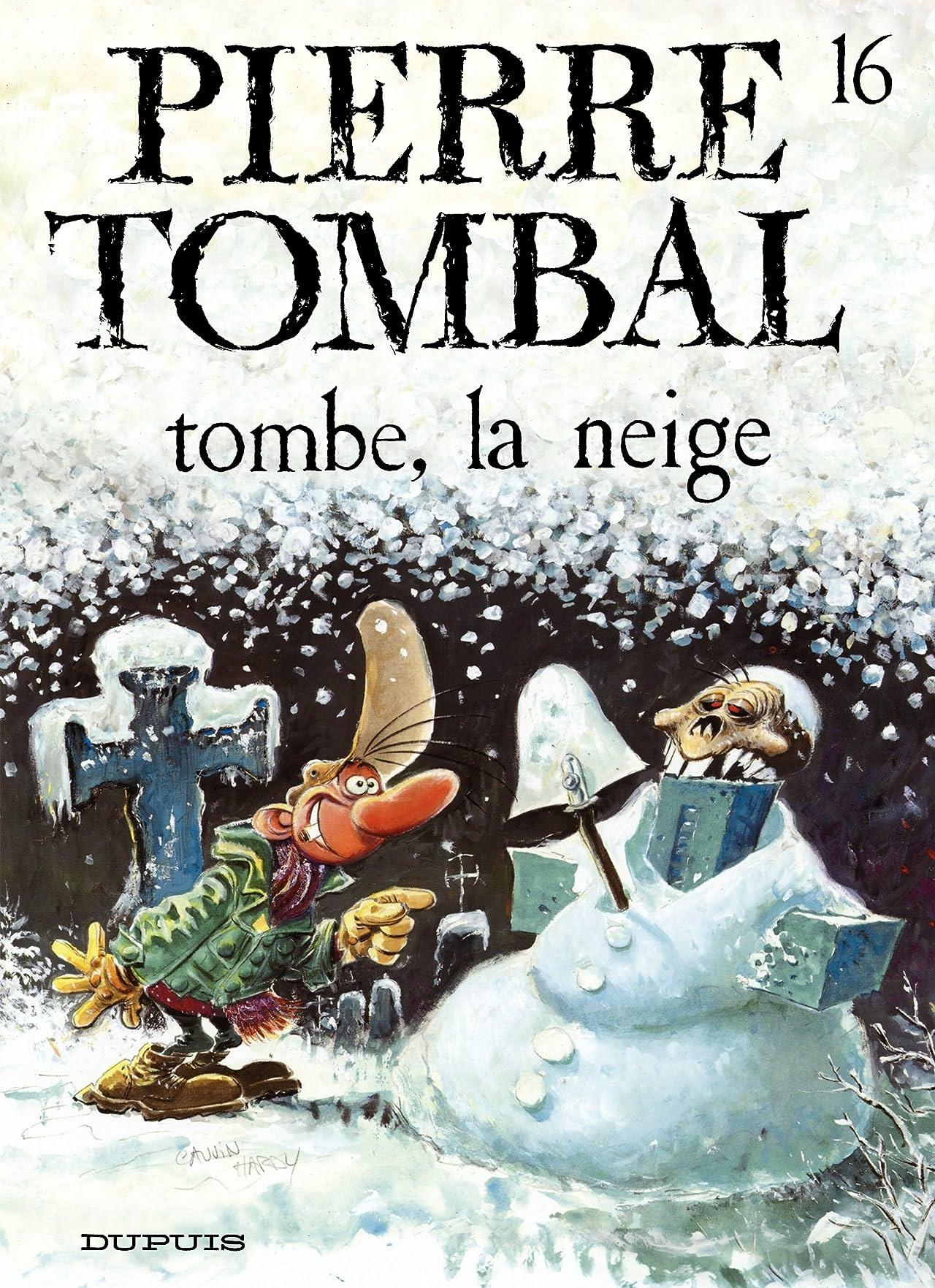 Pierre Tombal Vol. 16: Tombe, la neige