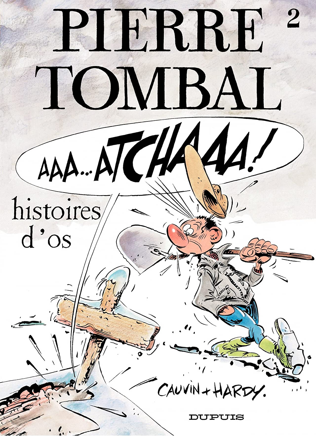 Pierre Tombal Vol. 2: Histoires d'os