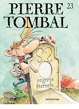 Pierre Tombal Vol. 23: Regrets éternels