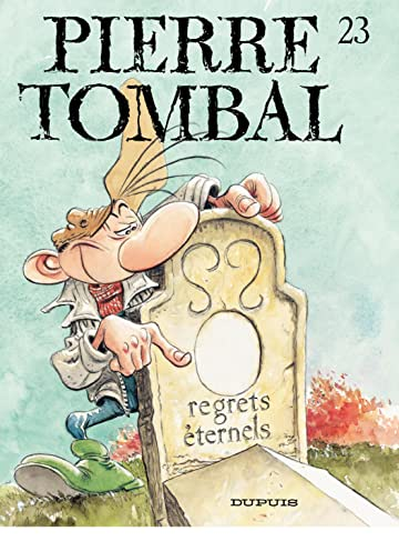 Pierre Tombal Vol. 23: Regrets éternels