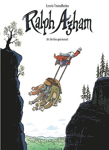 Ralph Azham Vol. 10: Un feu qui meurt