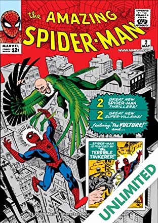 Amazing Spider-Man (1963-1998) #2