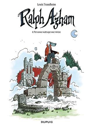 Ralph Azham Vol. 8: Personne n'attrape une rivière
