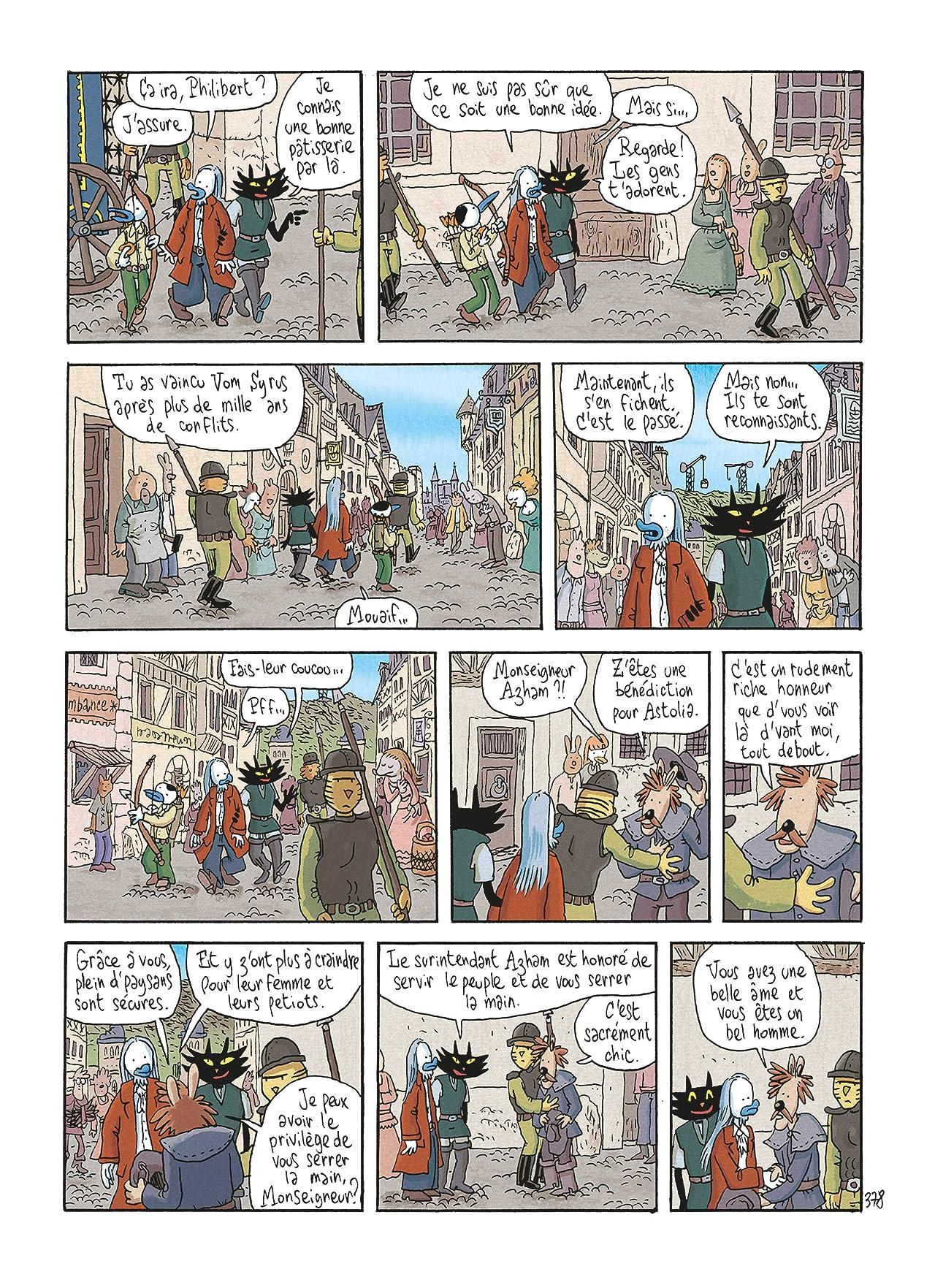 Ralph Azham Vol. 9: Point de rupture