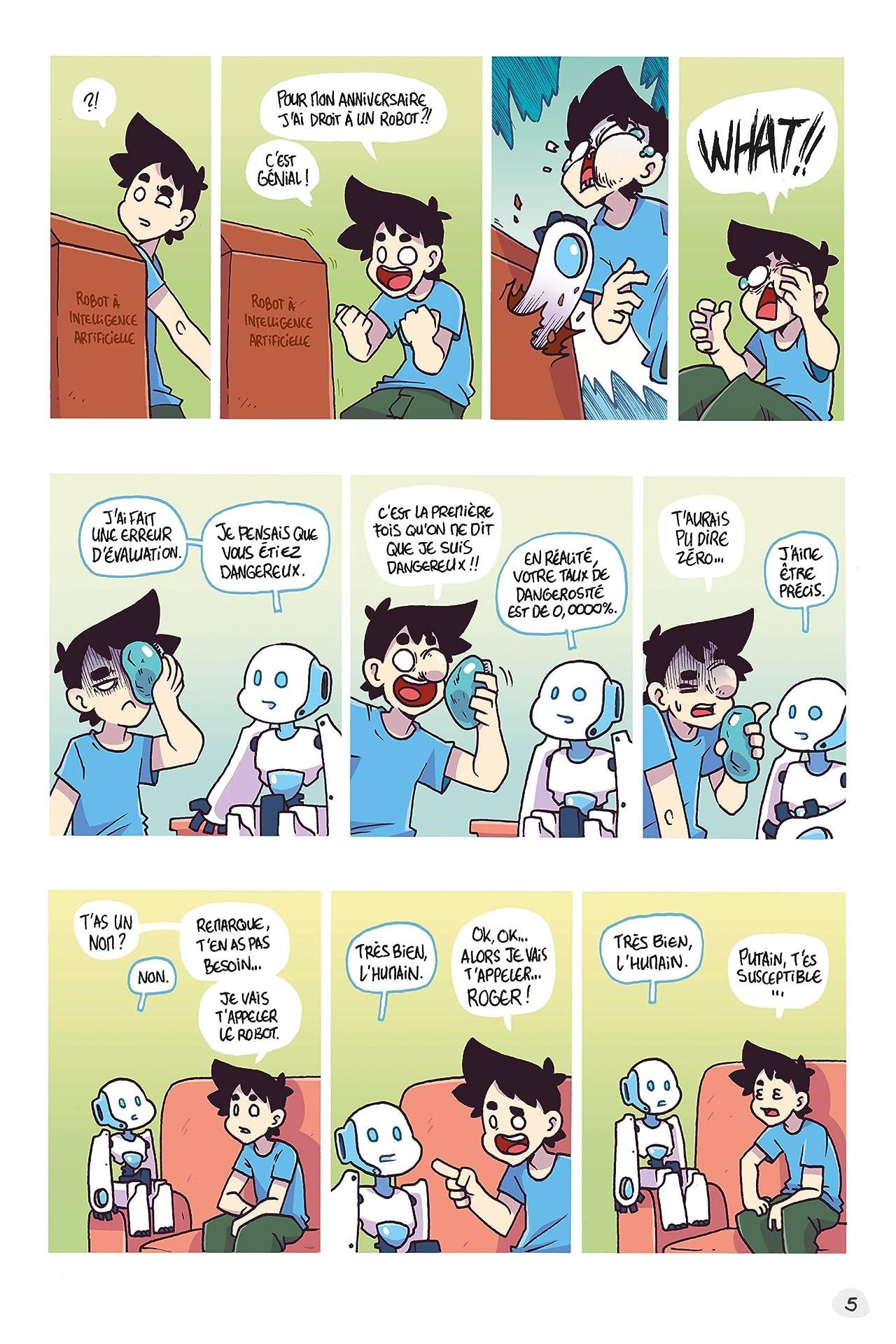Roger et ses humains Vol. 1