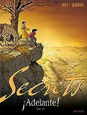 Secrets, Adelante Vol. 2