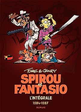 Spirou et Fantasio -  L'intégrale Vol. 14