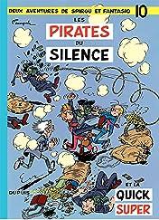 Spirou et Fantasio Vol. 10: LES PIRATES DU SILENCE