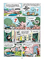 Spirou et Fantasio Vol. 14: LE PRISONNIER DU BOUDDHA