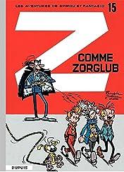 Spirou et Fantasio Vol. 15: Z COMME ZORGLUB