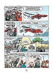 Spirou et Fantasio Vol. 16: L'OMBRE DU Z