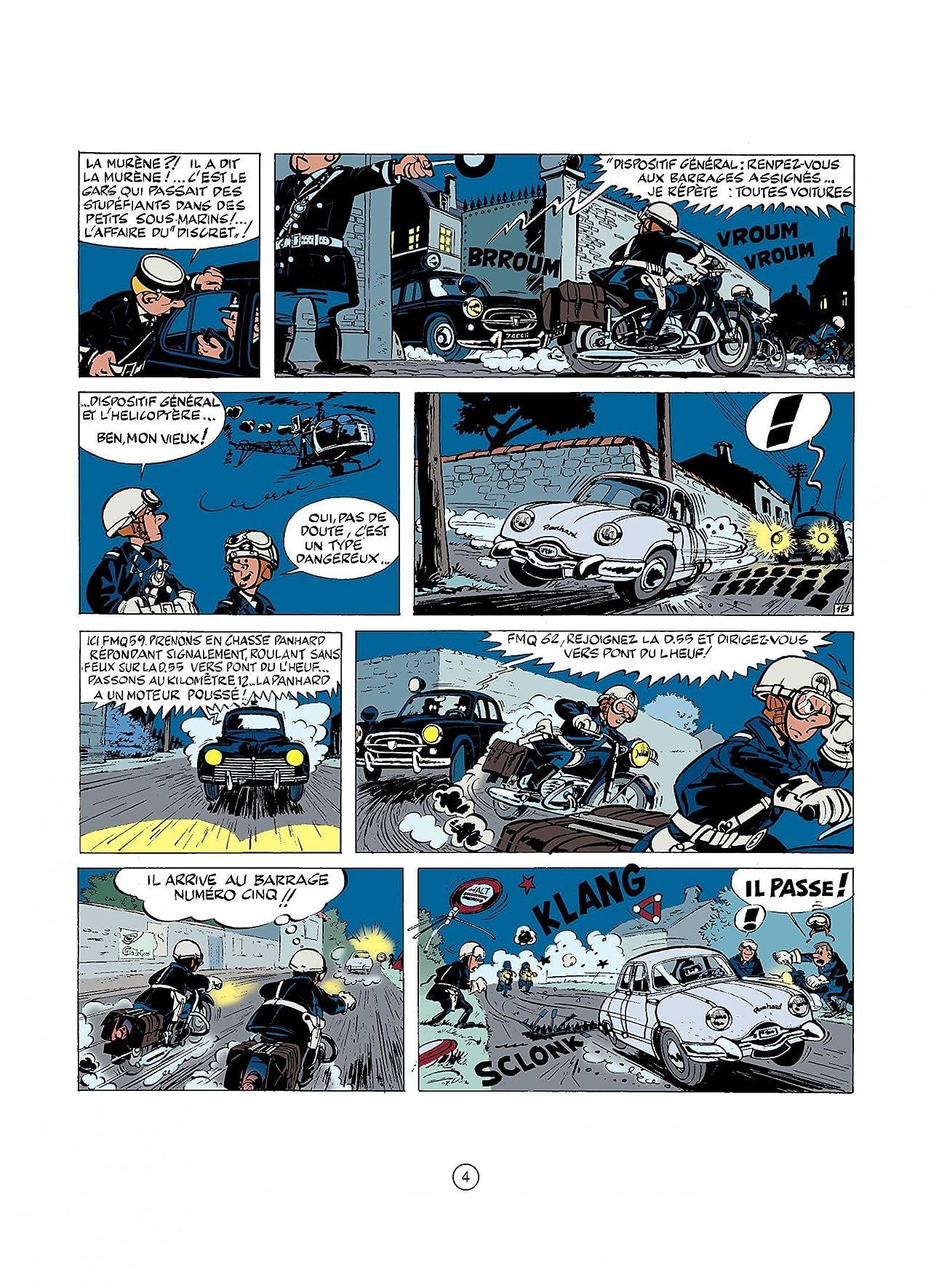 Spirou et Fantasio Vol. 17: SPIROU ET LES HOMMES