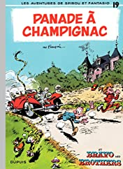 Spirou et Fantasio Vol. 19: PANADE A CHAMPIGNAC