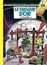 Spirou et Fantasio Vol. 20: LE FAISEUR D'OR