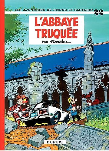 Spirou et Fantasio Vol. 22: L'ABBAYE TRUQUEE