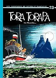 Spirou et Fantasio Vol. 23: Tora-Torapa