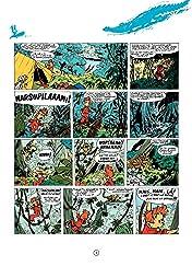 Spirou et Fantasio Vol. 24: TEMBO TABOU