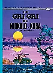 Spirou et Fantasio Vol. 25: LE GRI-GRI DU NIOKOLO-KOBA