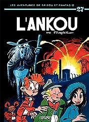 Spirou et Fantasio Vol. 27: L'ANKOU