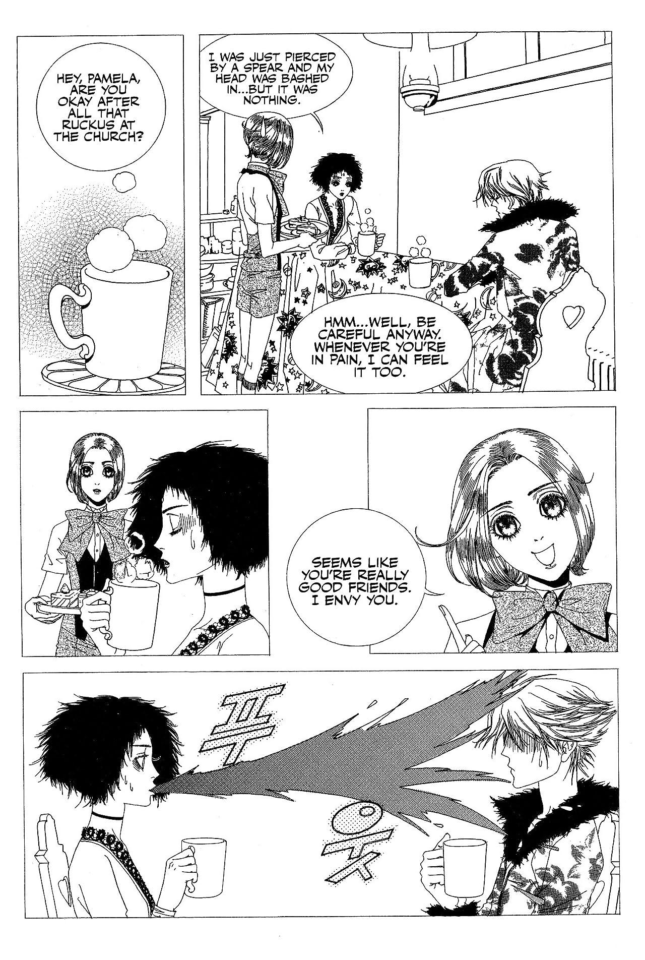 Tarot Cafe Vol. 3