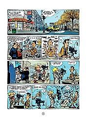 Spirou et Fantasio Vol. 35: QUI ARRETERA CYANURE?