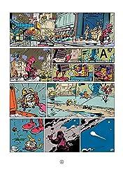 Spirou et Fantasio Vol. 36: L'HORLOGER DE LA COMETE