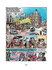 Spirou et Fantasio Vol. 37: LE REVEIL DU Z
