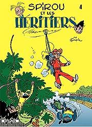Spirou et Fantasio Vol. 4: Spirou et les héritiers
