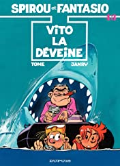 Spirou et Fantasio Vol. 43: VITO-LA-DEVEINE