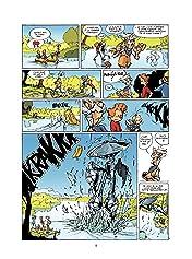 Spirou et Fantasio Vol. 47: Spirou sous Seine