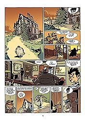 Spirou et Fantasio Vol. 48: L'Homme qui ne voulait pas mourir