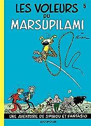 Spirou et Fantasio Vol. 5: LES VOLEURS DU MARSUPILAMI