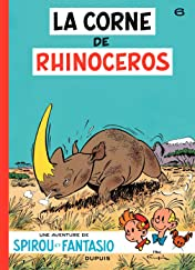 Spirou et Fantasio Vol. 6: LA CORNE DU RHINOCEROS